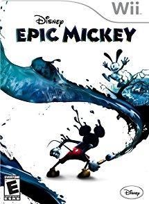 disney epic mickey nintendo wii