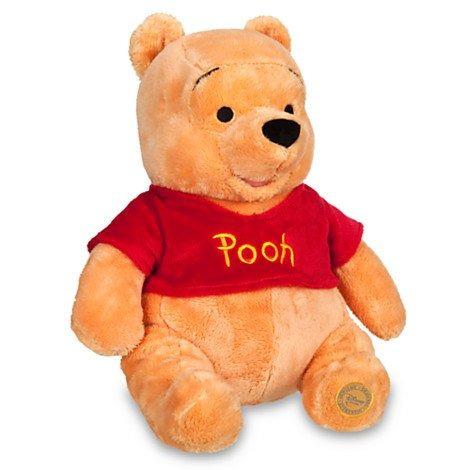 disney exclusive 13 inch plush toy winnie the pooh