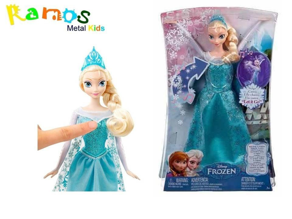 2fc62da79e disney frozen boneca elsa musical mattel. Carregando zoom.