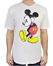 Camiseta Disney Hombres La De Mickey Mouse n80wOPk
