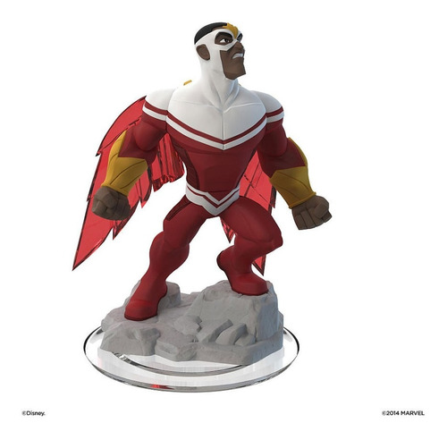 disney infinity 2.0 - marvel super heroes - falcon