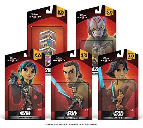 disney infinity 3.0 edición: star wars rebels bundle - exclu