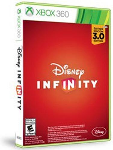 disney infinity 3.0 - somente jogo xbox 360 ntsc - lacrado