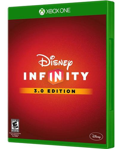 disney infinity 3.0 - somente jogo xbox one - leia o anúncio