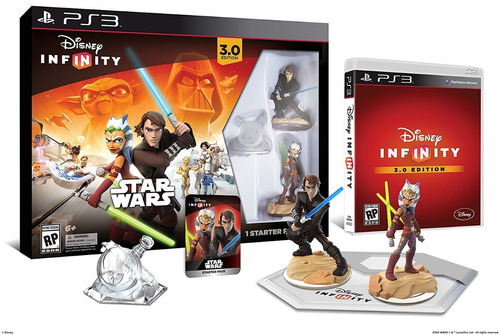 disney infinity 3.0 starter pack star wars playstation 3