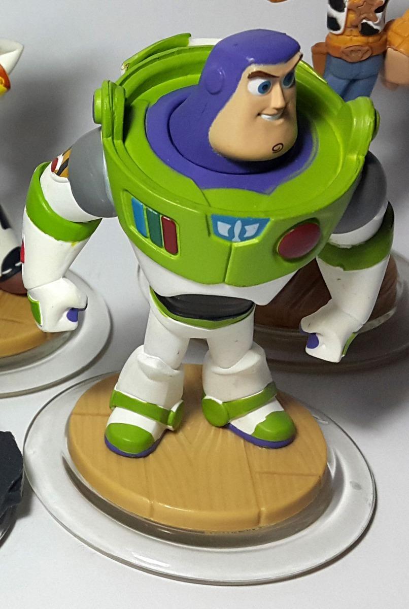 Disney Infinity - Buzz Lightyear - Figura - Toy Story -   299.00 en ... 5480d107b62