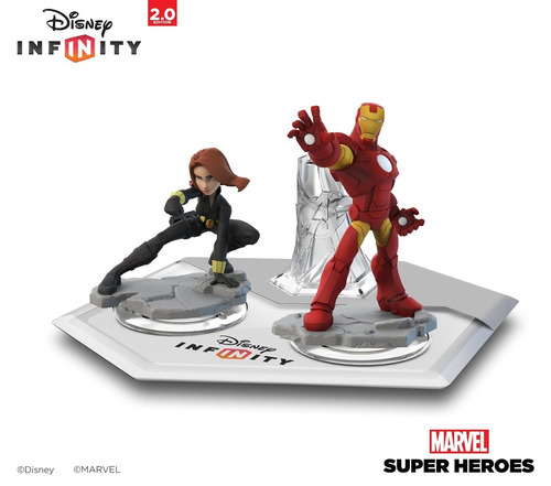disney infinity: marvel super heroes (2.0 edition) video gam