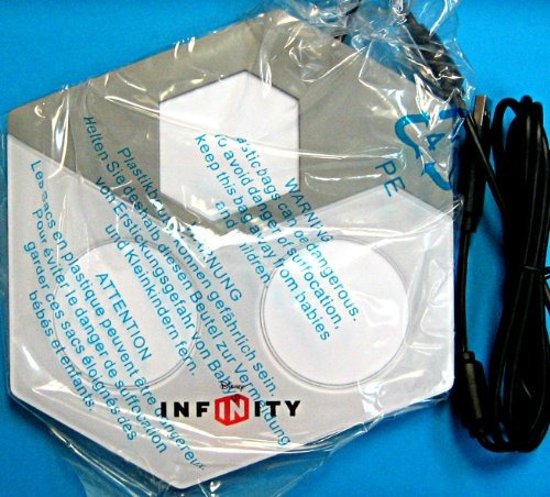 disney infinity recambio portal base sólo wii wii u ps3