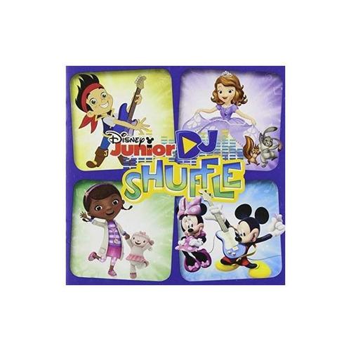 disney junior dj shuffle/various disney junior dj shuffle/va