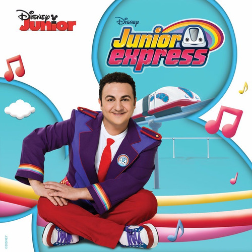 disney junior express / topa (musica digital) varios album