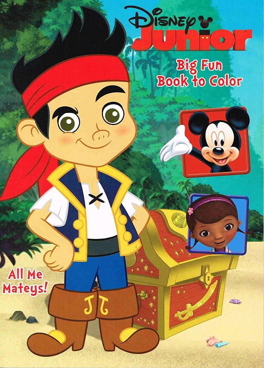 disney Junior Jake Y Los Piratas De Neverland (all Me Ma ...