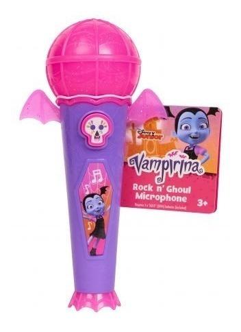 disney junior vampirina microfono rock n' ghoul original