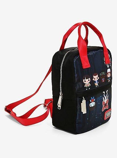 Disney Loungefly Mini Backpack Stranger Things 2019