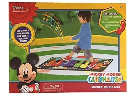 disney mickey mouse clubhouse, música mat piano electróni