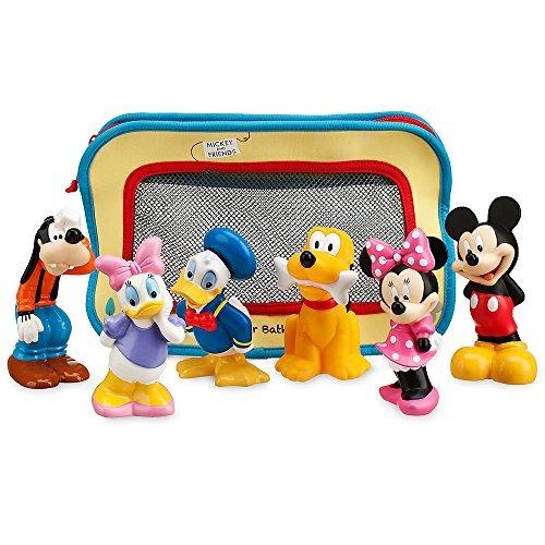 Disney mickey mouse y sus amigos juguetes de ba o para - Juguetes bano bebe ...
