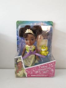 Disney Mini Bebé 100Original Tiana Princesa Muñeca wPOn8X0k