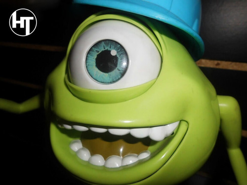 disney, monster inc, mike wazowski, figura, tel.35846340