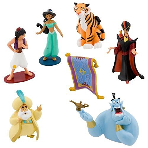disney parks exclusive addin princesa jasmine figura 7 pc. p