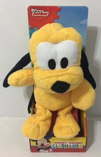 disney - peluche 25 cm - pluto - jugueteria el errante