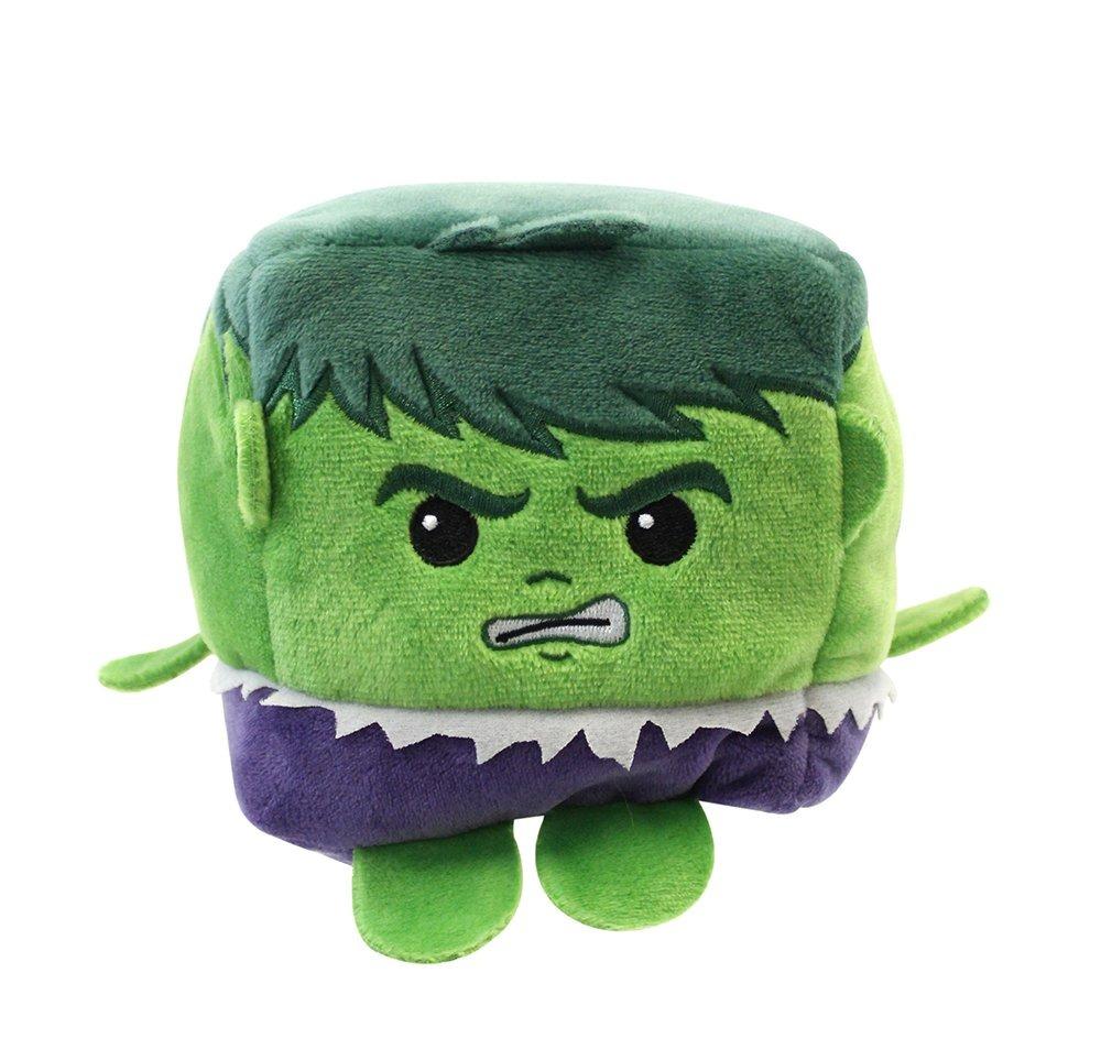 04489960a7f Disney Peluche Cubo Avengers Assemble Hulk 2 -   384.57 en Mercado Libre