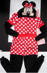 d6908a3d26 Disney Pijama Mameluco Xg Polar Minnie Adulto Liquidación