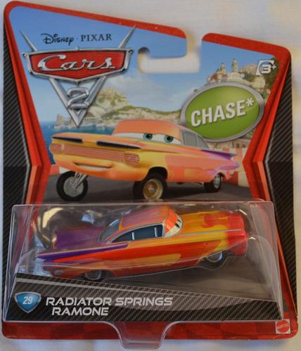 disney pixar cars 2 auto radiator springs ramone #29