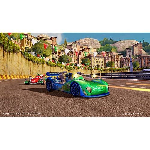 disney pixar cars 2 (wii)
