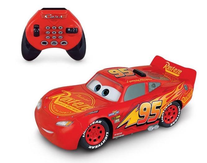Disney Pixar Cars 3 Carro Control Remoto Lightning Juguete