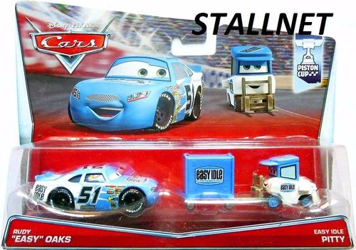 disney pixar cars easy idle no.51 / pitty tenho frank sally