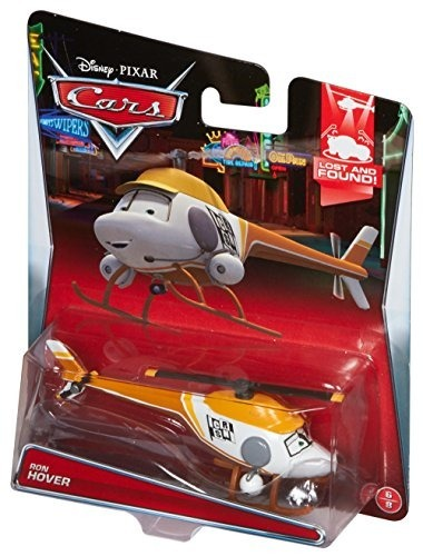 SERIES RON HOVER DISNEY CARS LOST AND FOUND
