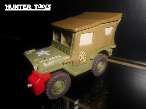 disney, pixar, cars, sargento, carrito, metal, tel. 35846340