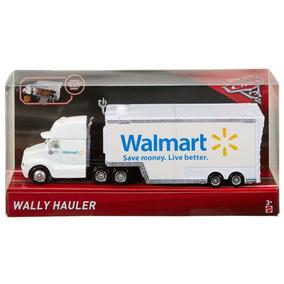 Disney Wally Pixar Hauler Walmart Cars vYb67gfy