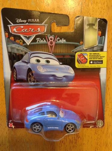 disney pixar cars world of cars sally v8 café 2015 porsche