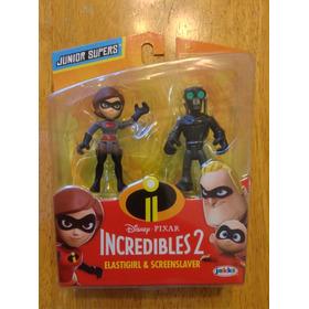 Disney Pixar Incredibles 2 Los Increíbles Screenslaver