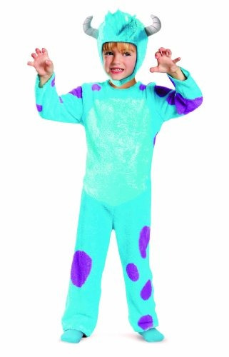 disney pixar monsters universidad sulley toddler traje clás