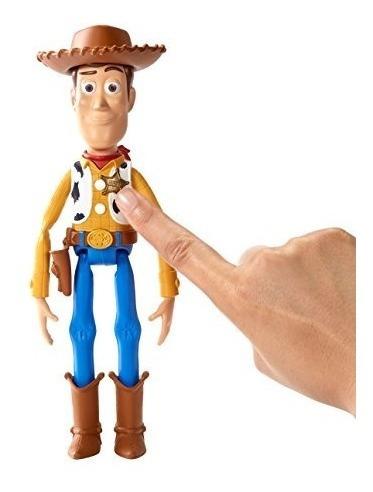disney / pixar toy story hablando woody