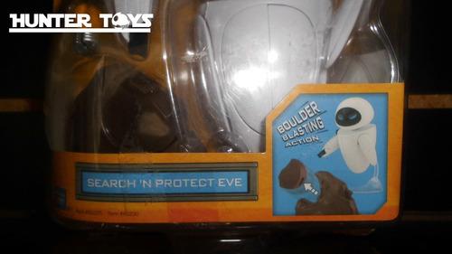 disney, pixar, wall-e, eva, figura, nueva con accesorios!!!