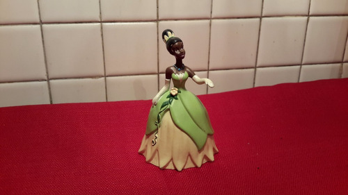 disney princesa tiana figura   c3372