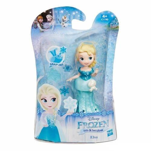 disney princesas frozen mini elsa