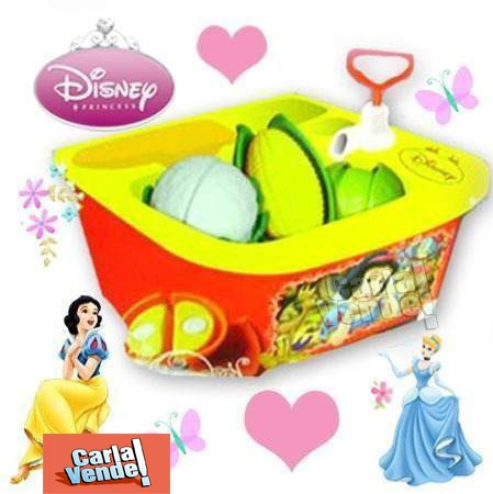 disney princesas lavavegetales ideal casita con agua
