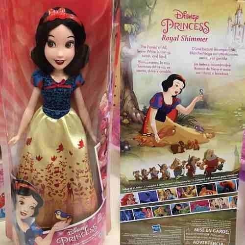 disney princess blanca nieve by hasbro