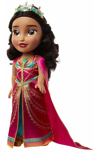 disney princess jasmine musical singing doll - canta s