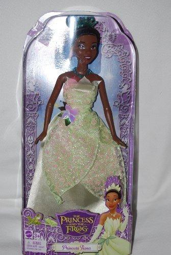 disney princess la princesa y la rana tiana muñeca