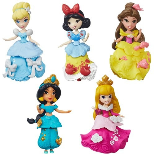 disney princess little kingdom cenicienta  muñeca princesa