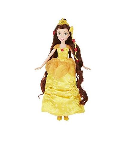 disney princess long locks belle