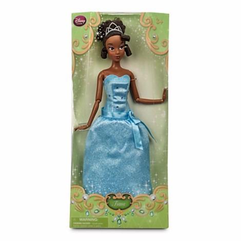 Disney store la princesa y el sapo princesa tiana 549 - Sapos y princesas valencia ...