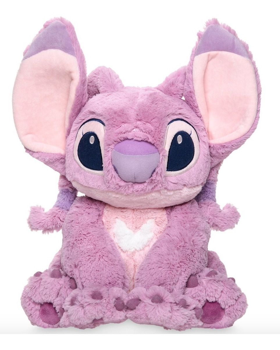 PELUCHE CON SONIDO ANGEL STITCH DISNEY©