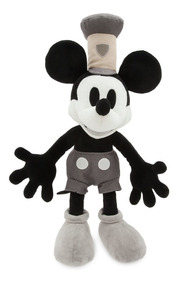 Store Willie Mickey Mouse Peluche Steam Disney 90th 2018 BoreWCxd