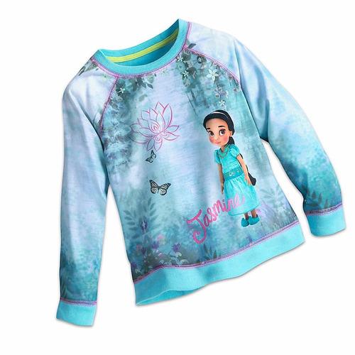 disney store pijama princesa animator jasmin aladino 6 8 10