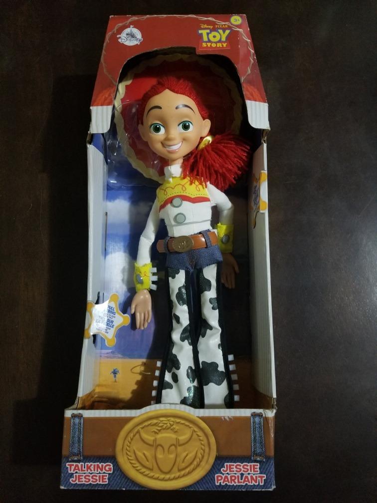aeb86503e608e disney store toy story jessie la vaquerita 38cm original. Cargando zoom.
